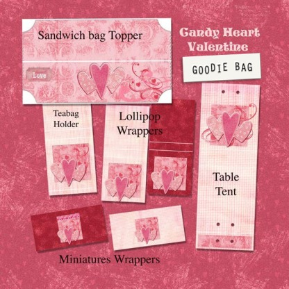 Goodie Bag Templates