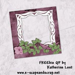 Lavender Lace QP Freebie