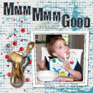 Mmm-mmm Good by Judy