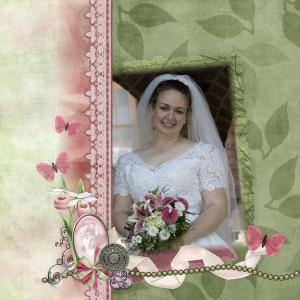 Bride by Pam