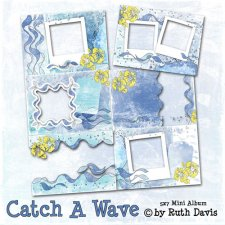 Catch a Wave Mini Album by Ruth Davis