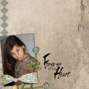 Forever in My Heart by Anika