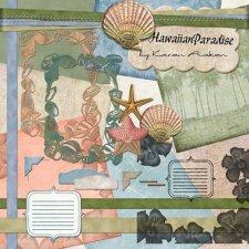 Hawaiian Paradise by Karen Aicken