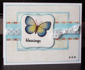Hybrid Friendship Card by Karen