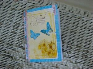 Printed Card by Carol