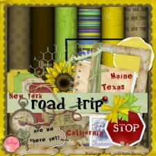 Road Trip by Kay Eflin