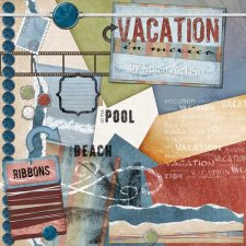 Vacation in Mexico by Karen Aicken