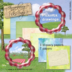 PickNick Drawing Papers