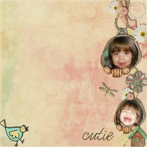 Cutie by Anika