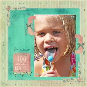 Lollipop Emma by Lynn