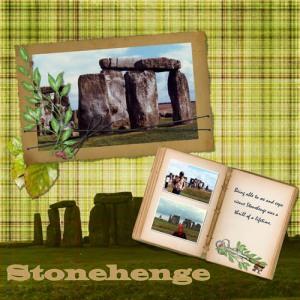 Stonehenge by Carolopal