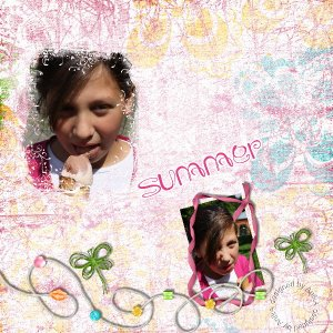 Summer by Anika