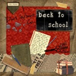 Back to School by Laura
