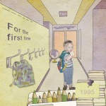 First Day by Ingeborg