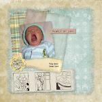 Big Yawn by Bernadette