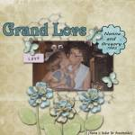 Grand Love by Sandy