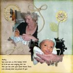 Great Nana and Me by Bernadette