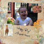 Happy Boy by Bernadette