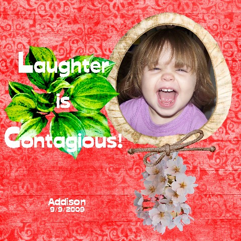 contagious laughter judy 2009 nifty boutique