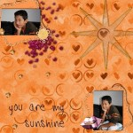 My Sunshine by Anika