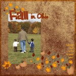 Fall in Ohio by Lynn