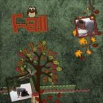 Fall by Anika